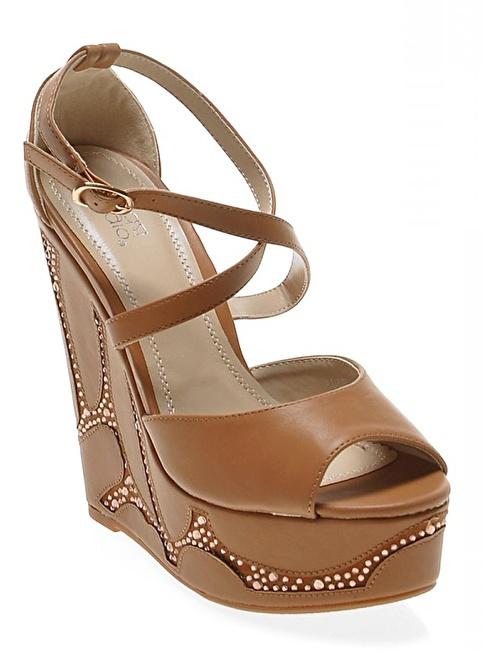Sergio Todzi Ayakkabı Camel